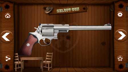 左轮手枪模拟器