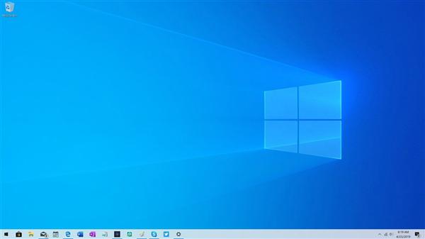 微软放出Win10 20H1 19041预览版更新