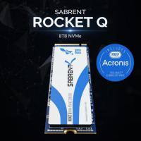 Sabrent发布一款M.2固态,容量高达8TB