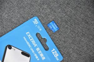 原厂颗粒 铠侠(原东芝存储)microSD 128G版评测
