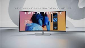 戴尔推出首款40寸超宽曲面显示器,5K级分辨率